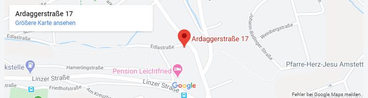 Mag. Luegmayer und Lindenhofer-Kanzlei Standort-Tablet